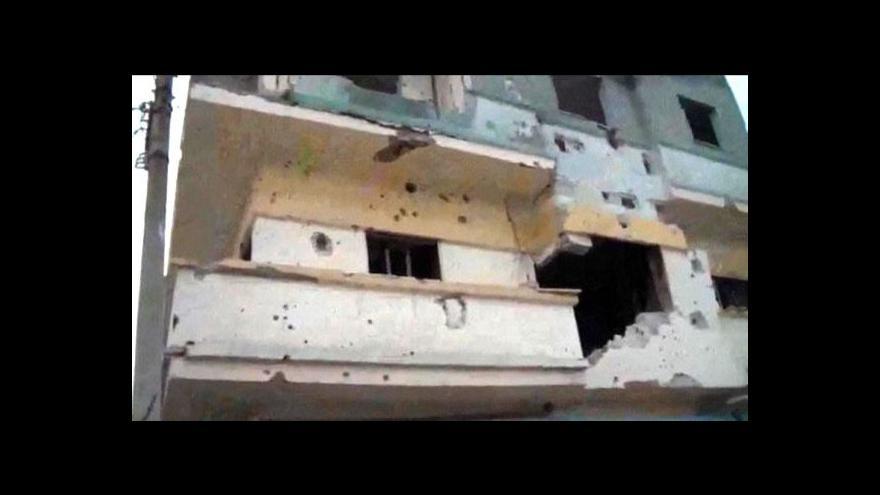 Video Unie zpřísní sankce proti Sýrii