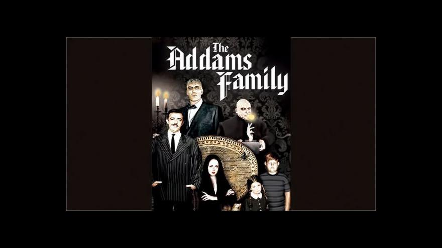 Video Znělka seriálu Addamsova rodina