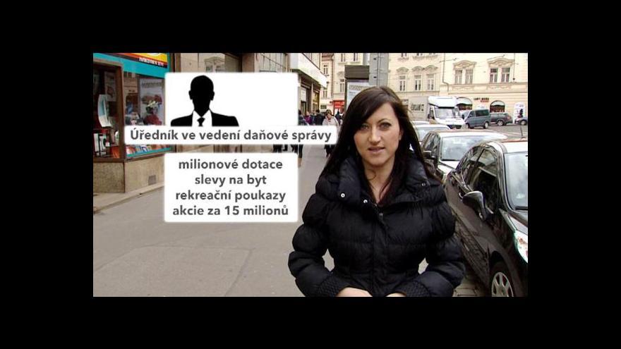 Video Reportáž Lenky Drmotové a Kamily Štíchové