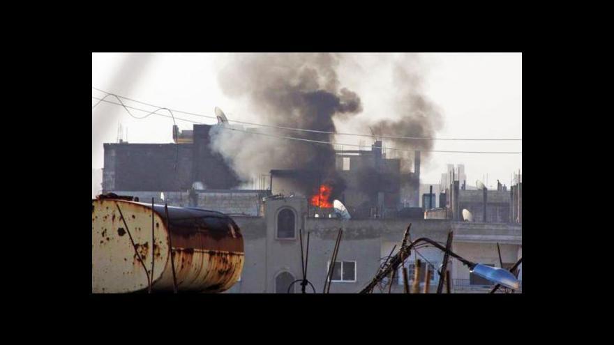 Video O situaci v Sýrii se jedná v Tunisu