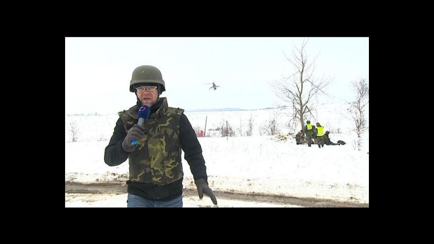 Video Reportáž Jana Plachého a Terezy Stárkové