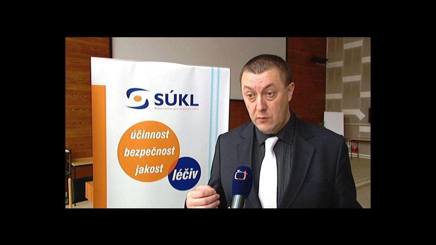 Video Martin Beneš ve Studiu ČT24