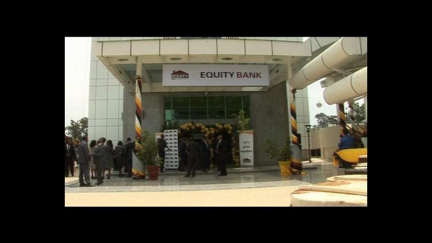 Video Rwanda vábí zahraniční banky
