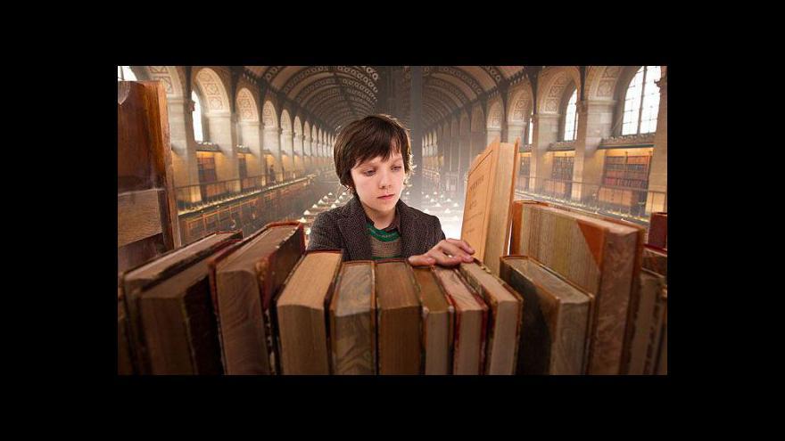 Video Hugo a jeho velký objev - trailer 2