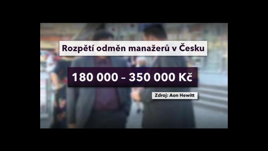 Video Reportáž Jana Černého a Veroniky Markové