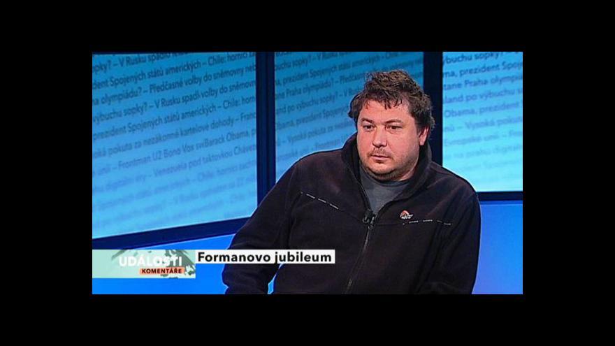 Video Rozhovor s Janem Lukešem a Robertem Sedláčkem