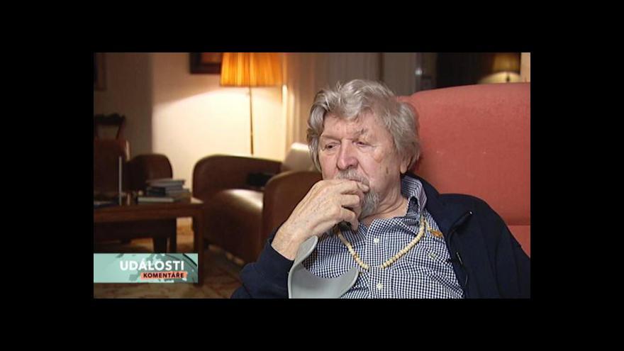 Video Kameraman Miroslav Ondříček o Miloši Formanovi