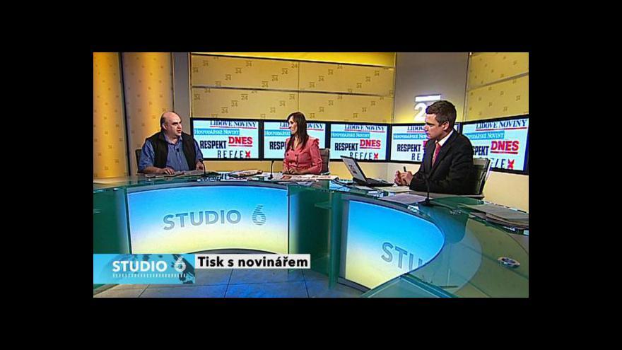 Video Rozhovor s Josefem Kopeckým