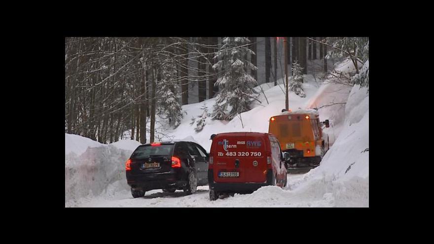 Video Kalamita v Libereckém, Olomoucké a Karlovarském kraji
