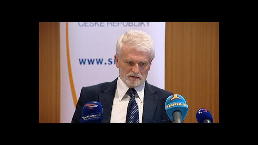 Video Jaromír Jech a Karel Štícha k církevním restitucím