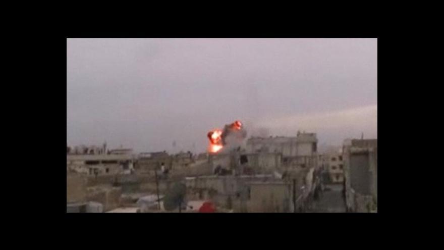 Video Valné shromáždění OSN schválilo rezoluci proti Sýrii