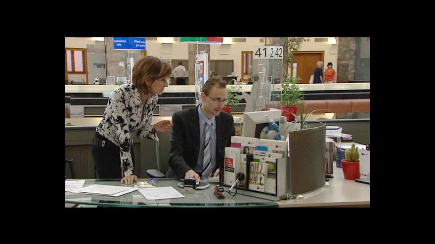 Video Hospodaření Komerční banky tématem Ekonomiky ČT24