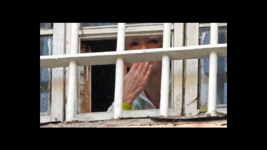 Video Tymošenková prý operaci nepotřebuje