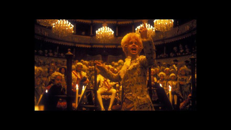 Video Ukázka z filmu Amadeus