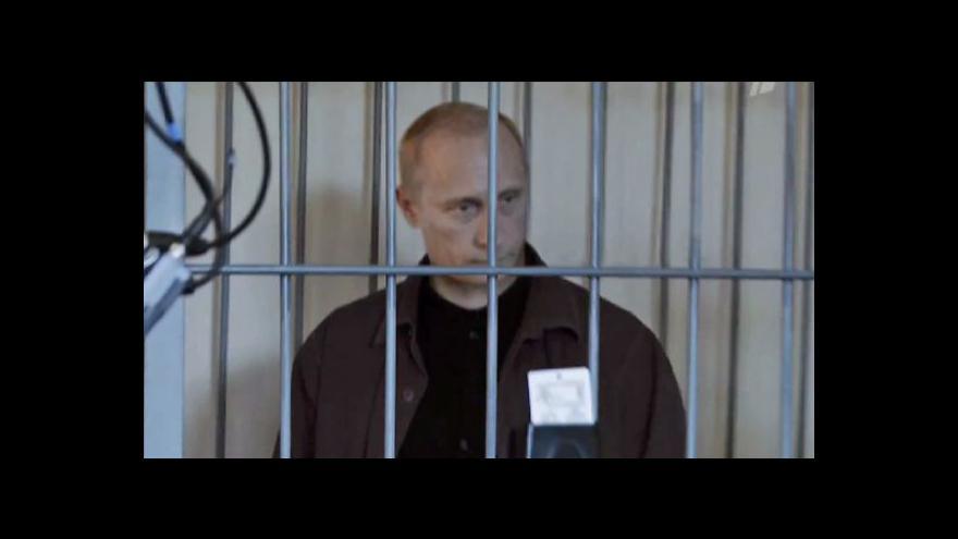 Video Reportáž Pavla Vondry a Bohumila Vostala