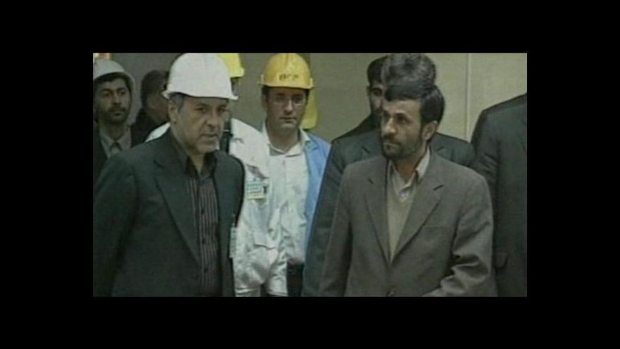 Video Írán neutralizoval virus Stuxnet
