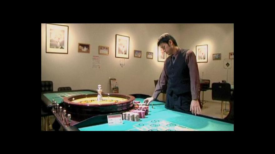 Video Japonsko sází na hazard