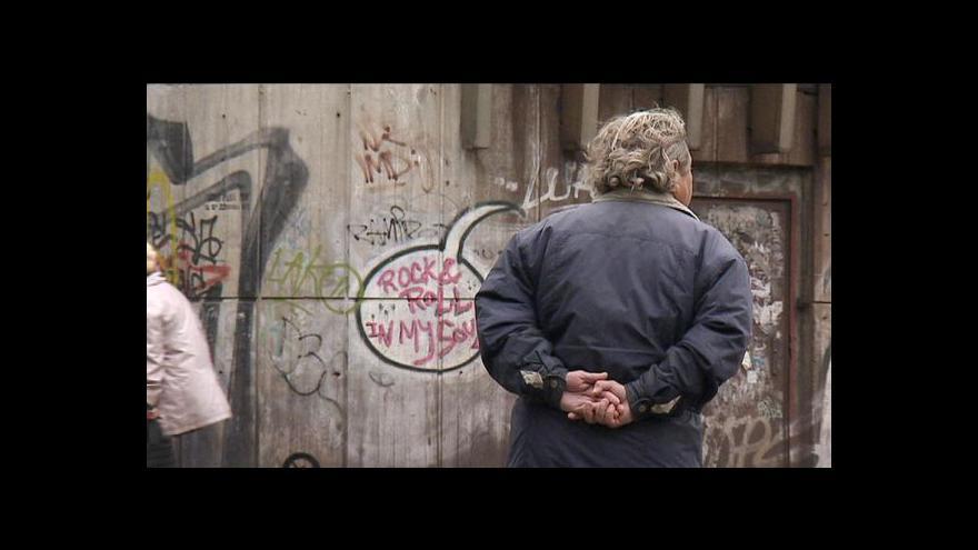 Video Reportáž Michala Šebely a Jitky Szászové