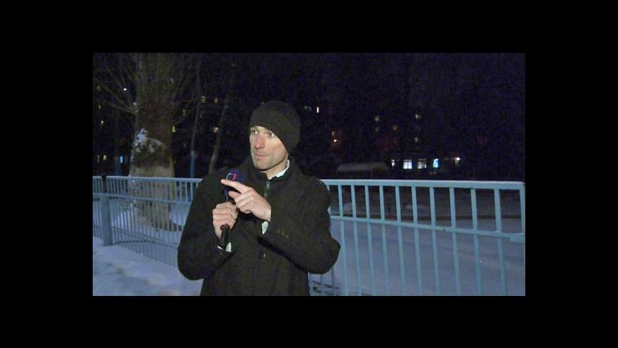 Video Reportáž Pavla Vondry a Davida Miřejovského