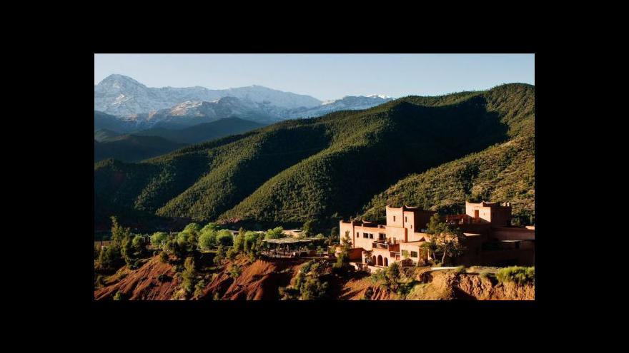 Video Dovolená v Maroku