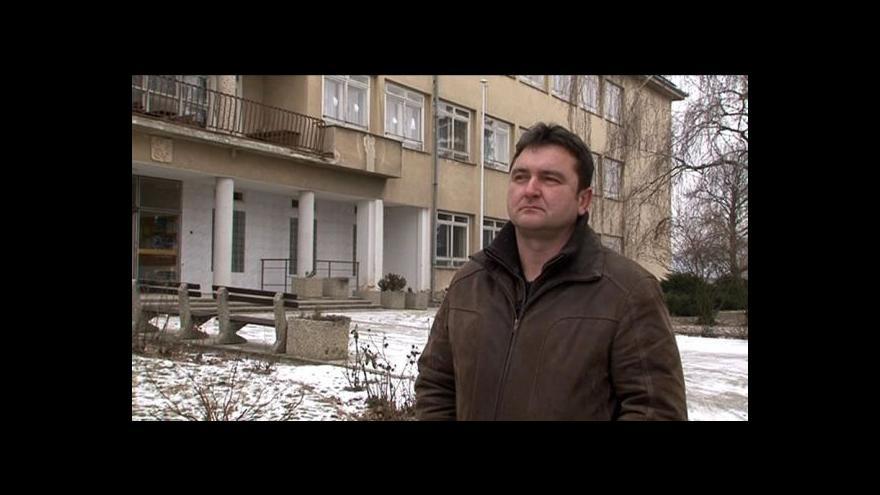 Video Starosta Nenkovic Zdeněk Zálešák (nez.) o zateplení