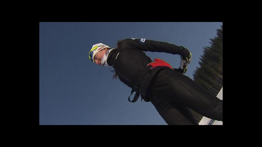 Video Reakce českých lyžařů