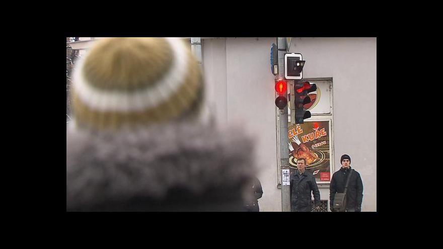 Video O projektu Chodci sobě