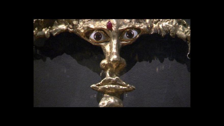 Video Výstava o Salvadorovi tak,  jak ho neznáme