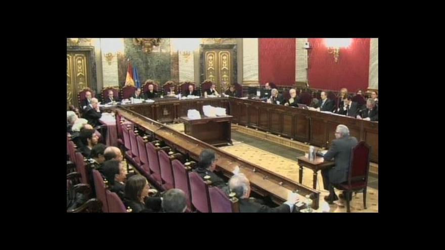 Video Soudce Garzón odsouzen
