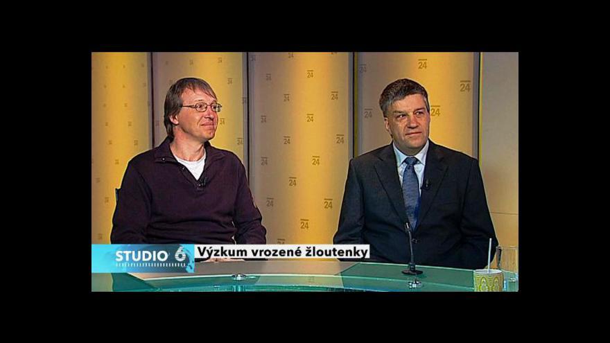 Video Rozhovor s Milanem Jirsou a Stanislavem Kmochem