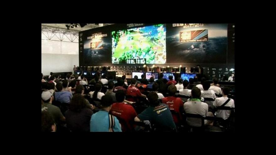 Video Sao Paulo: technologický veletrh začíná