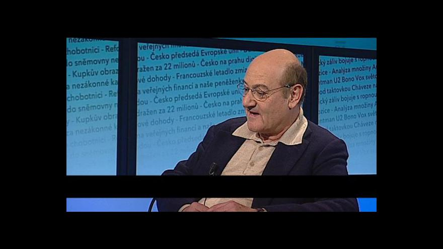Video Rozhovor s dokumentaristou Nissimem