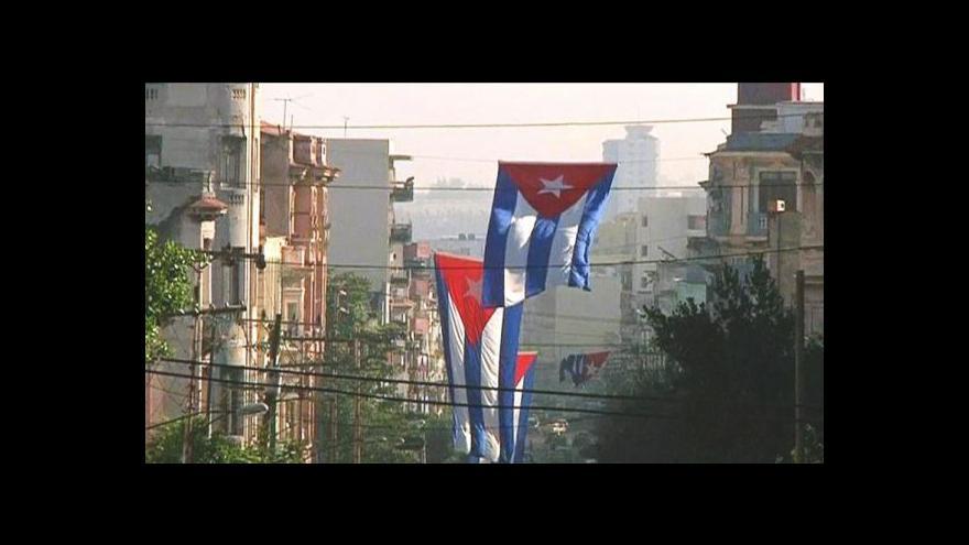 Video 50 let od embarga proti Kubě