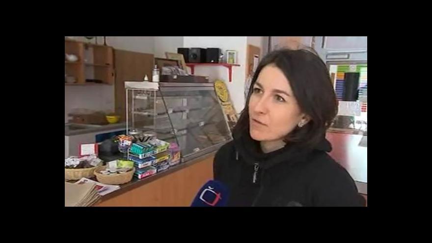 Video Kristina Frascaová o uzavření Café Naděje v Otrokovicích