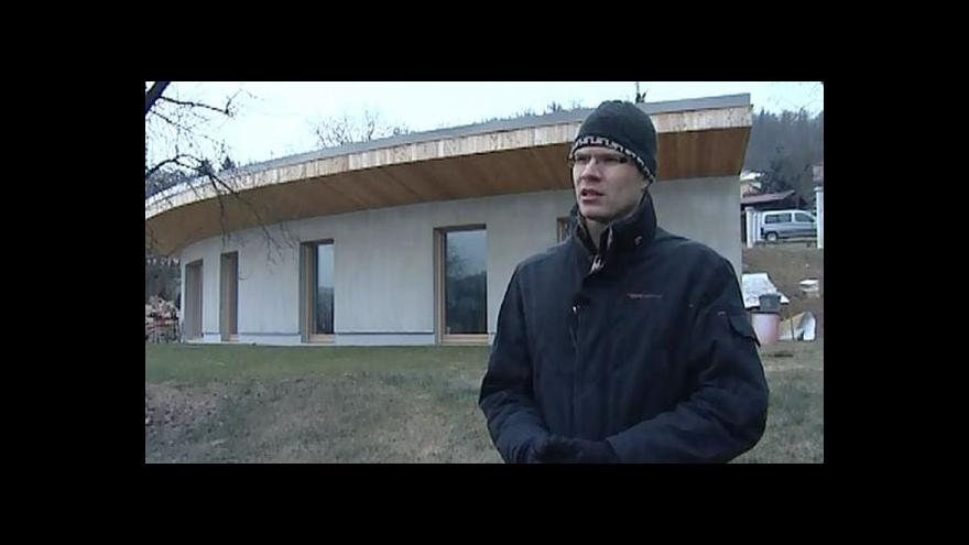 Video Ředitel Centra pasivních domů Jan Bárta o výhodách pasivních staveb