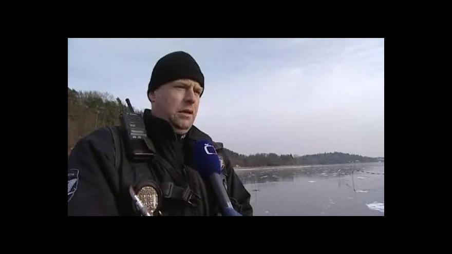 Video Karel Šmehlík z poříční jednotky Městské policie Brno