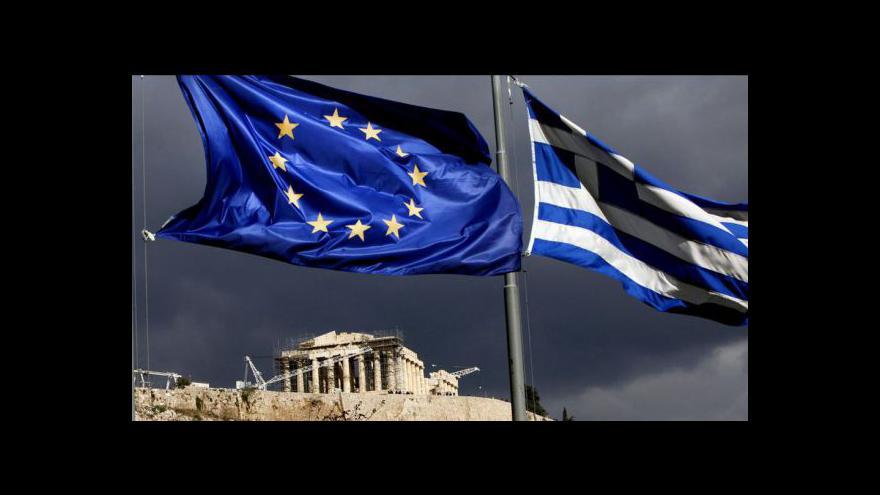 Video Řecko dál vyjednává o podmínkách přijetí záchranného balíku