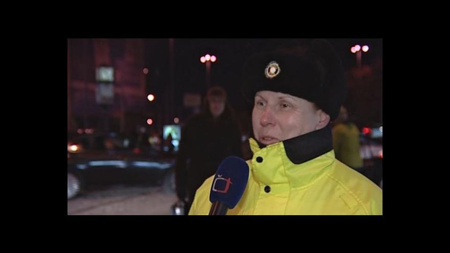 Video Některé profese musely vyrazit ven i za mrazu