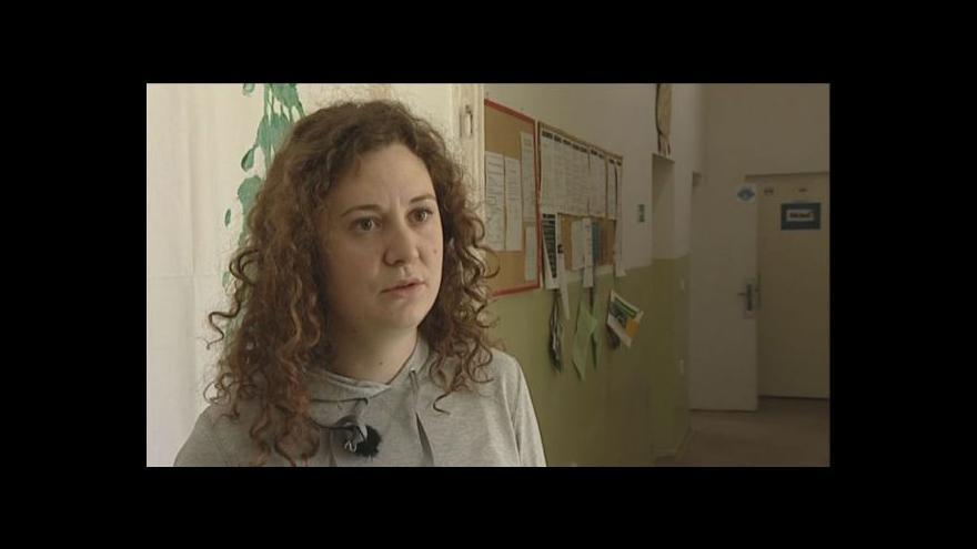 Video Vedoucí centra pro lidi bez domova Kateřina Zoufalá