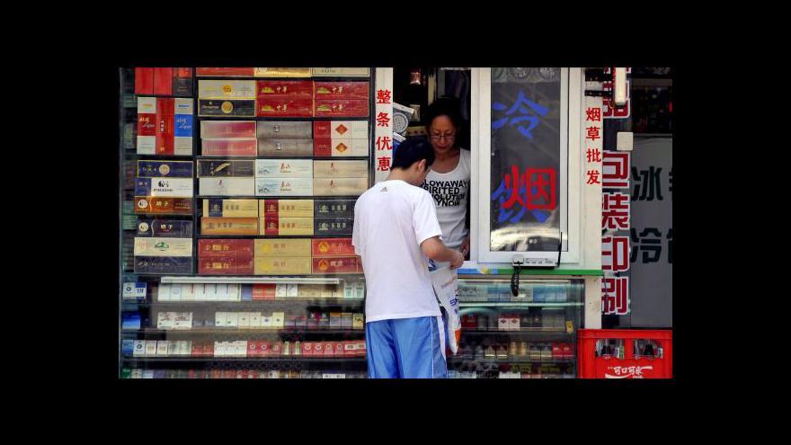 Video Tabákové firmy přesedlaly na mladé trhy