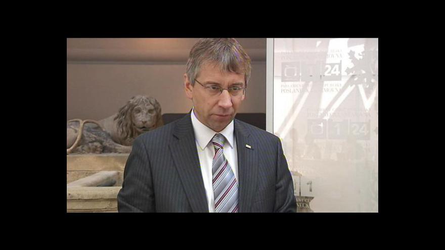 Video Brífink Jaromíra Drábka o odvolání manažerů