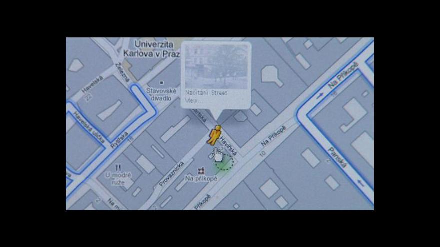 Video Google Street View bude znovu snímat Česko