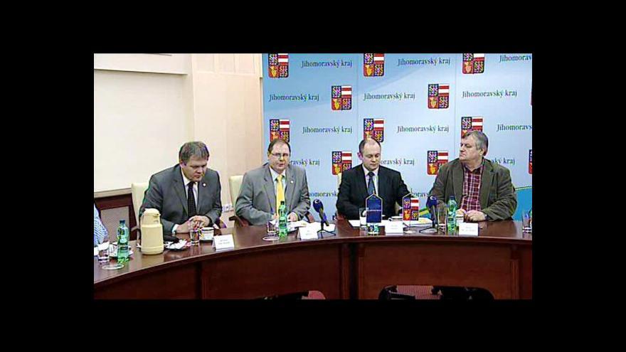 Video Brífink k zavedení spotřební daně na víno