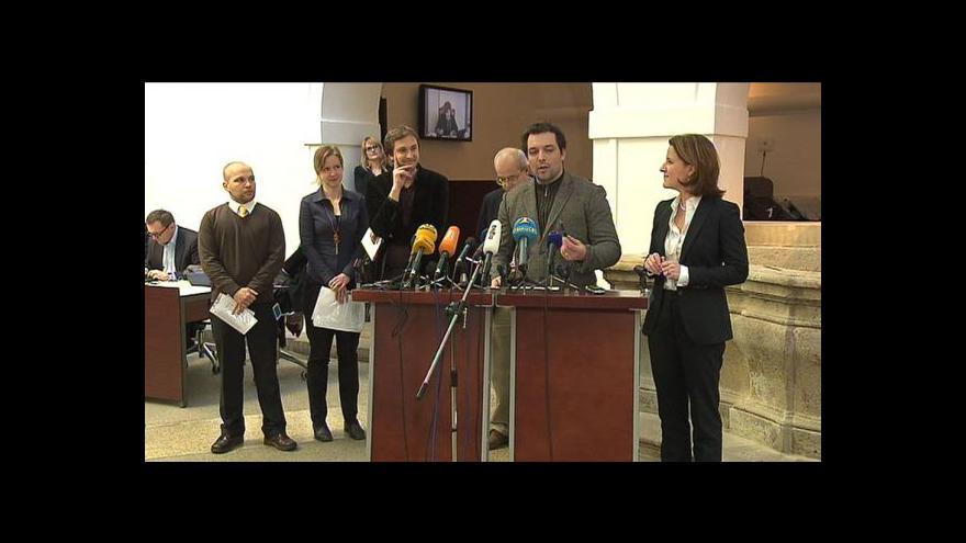 Video Brífink protikorupčních organizací
