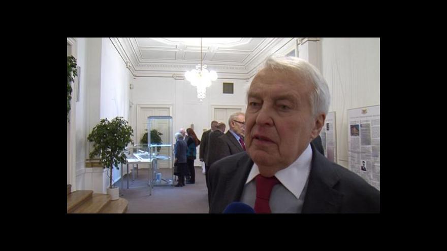 Video Pavel Kohout o Chartě 77