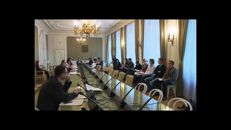 Video Novela zákona o přímé volbě prezidenta projde změnami