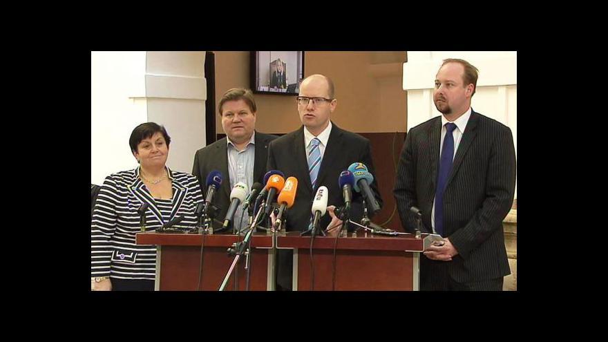 Video TK ČSSD k problémům na úřadech práce