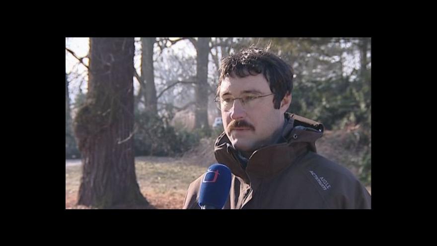 Video Hovoří spoluautor projektu obnovy parku Přemysl Krejčiřík