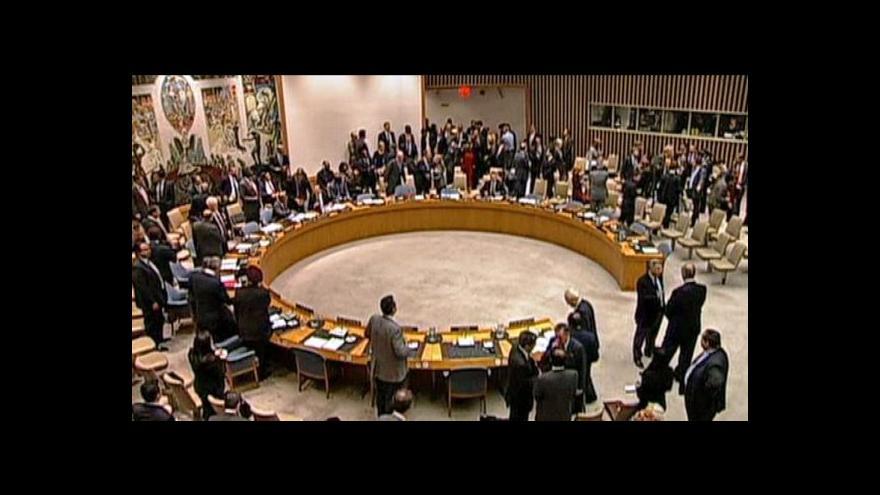 Video USA a LAS chtějí rezoluci k Sýrii