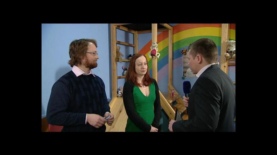 Video Rozhovor s Gabrielou Štěpánkovou a Pavlem Malířem Chmelařem